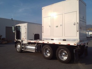 MBS 2400 amp gen on 3axle freightliner