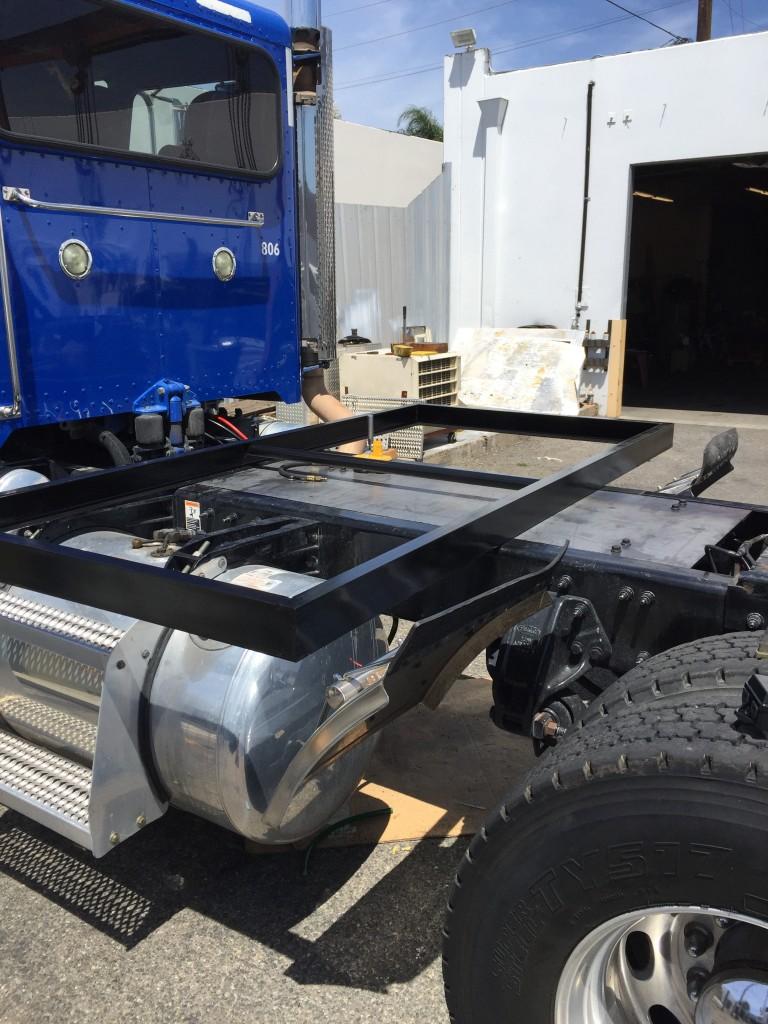 Paramount Tractor Gen mount Platform