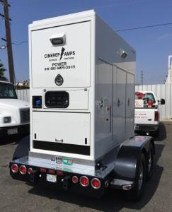 1400 Amp Tier 4 Final Tow Generator