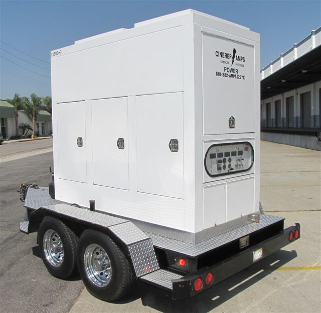 1500 Amp Tow Generator