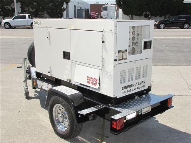 165 Amp Tow Generator