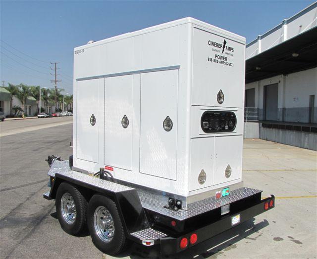 1800 Amp Tow Generator
